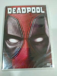 Deadpool - DVD + Extras Region 2 Español Ingles - 3T