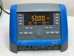 Metrix MTX3240 Frequency Generator 5MHz LAB Bench Electronics Test Meter