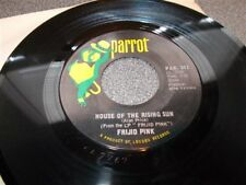 * Frijid Pink . House Of The Rising Sun / Drivin' Blues . Parrot . 45
