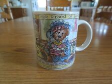 Boyds Bear Collector Mug Born to Shop ~ 1999 Boyds Ltd Collection~ Very Nice!