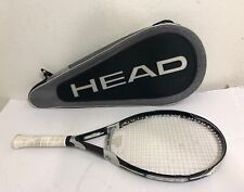 Head  Crossbow Airflow 7 Oversize Tennis Racquet 9.5oz 4 1/ 2 Grip w/ Case