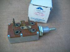 NOS MoPar 1963-65 Dart Valiant Fury Belvedere Coronet Emergency Flasher Switch