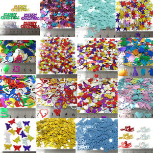 15g - Confetti Events Kids Craft projects Dinner Table Scatter Summer Craft
