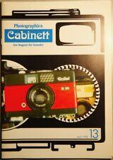 Photographica Cabinett  Heft 13 April 1998 Rollei 35, Exakta real, Diax, Leica