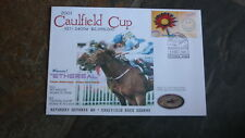 AUSTRALIAN HORSE RACNG COVER, ETHEREAL 2001 CAULFIELD CUP WIN