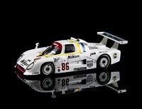 Bizarre Mazda 727C #86 - Dieudonne / Yorino - 20th Le Mans 1984 - 1/43