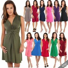 Polyester Party/Cocktail Dresses for Women with Ruched