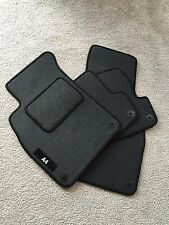 AUDI A4 B7 2004-2007 CARPET FLOOR MATS SET GRAY