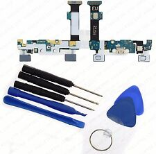 Samsung Galaxy S6 Edge + G928F Micro USB Puerto De Carga Flex Board + herramientas D84+D77