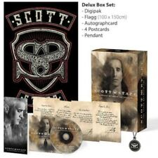 Autographed Scott Stapp (Creed) - The Space Between The Shadows Box Set Signed