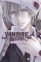 Vampire Knight Memories 2, Paperback by Hino, Matsuri, Brand New, Free shippi...