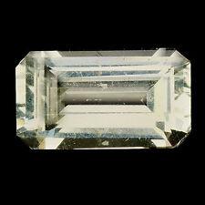 India Excellent Cut Natural Transparent Loose Gemstones