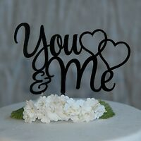 "/""I love you like Kids Love Cake./""  Anniversary or Engagaed Wedding Cake Topper"