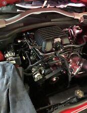 Gm Lsa Zl1 Camaro 6.2 Ported Supercharger With Lid Reinforced Brick 2.55 Griptec