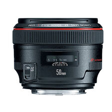 Canon EF 50mm f/1.2L USM *NEW*