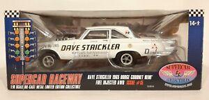 1/18 Dave Strickler 1965 Dodge Coronet Hemi Fuel Injected AWB 50804 New