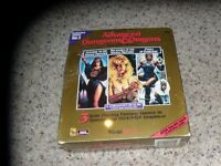 """Advanced Dungeons & Dragons Collectors Edition Vol. 3 DOS 3.5"""" floppy disks New"""