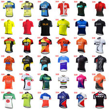 New Cycling Short Sleeve jersey 2020 racing Bike Tops Outdoor bicycle Shirts A01