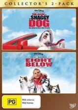 The Shaggy Dog / Eight Below (DVD, 2008, 2-Disc Set) NEW R4
