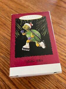 Hallmark Keepsake Ornament  Roller Whiz  Turtle  1995