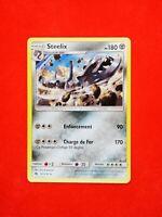 125/214 carte Pokemon SL8 Tonnerre Perdu Card Game STEELIX