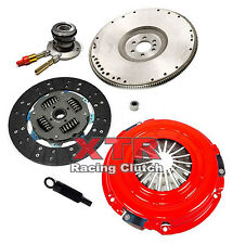 XTR STAGE 1 CLUTCH KIT+SLAVE+ OE FLYWHEEL CHEVY CAMARO PONTIAC FIREBIRD LS1 V8