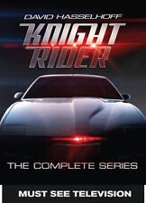KNIGHT RIDER: THE COMPLETE SERIES - DVD - Region 1 - Sealed