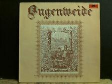 Ougenweide Fiedel LP prog folk Kraut tedesco premendo BELLA COPIA!