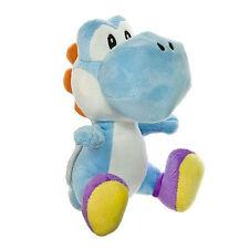 "Super Mario Light Blue Yoshi 6"" Plush Toy"