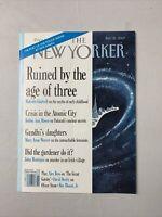 The New Yorker Magazine January 2000 - Ed Mcbain, Great Gatsby