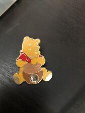 New ListingDisney Winnie the Pooh trading pin rhinestone honey pot