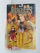 Hercules the Legendary Journeys Xena II Red action figure ToyBiz 1996 Sealed