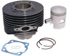 Zylinderkit 125ccm 55mm Piaggio Primavera ET3 Vespa 125 2T AC 2 Takt Zylinder