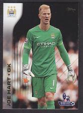 Topps Premier Gold 2015 - Base # 61 Joe Hart - Manchester City