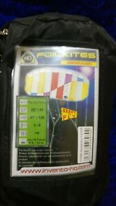 HQ Parafoil Two-Liner Symphony 1.2 R2F Stunt Kite Zellendrachen New Entrants