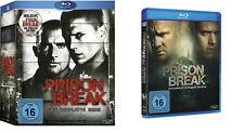 Prison Break Komplette Serie Staffel 1 2 3 4 5 Final Break [Blu-ray] NEU DEUTSCH
