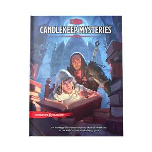 Dungeons & Dragons - Candlekeep Mysteries   DnD D&D