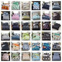 Clearance Quilt/Doona/Duvet Cover Set  Double/Queen/King Size Bed Pillowcases