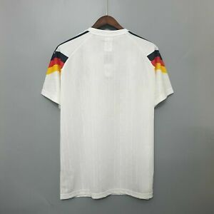 MAILLOT ALLEMAGNE 1990 RETRO / TAILLE : S,M,L,XL,XXL / ADID