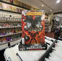 Juggernaut 2 Vol 3 Superlog 1:25 Variant Cover Marvel Comics 2020