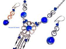 Peru Wholesale Artisan Glass Handmade 20 Necklaces Earrings Peruvian Jewelry Lot