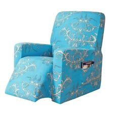 Stretch Recliner Slipcover Furniture Protector Printed Chair Cover Dustproof