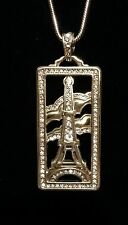 Brighton City Glam Convertible Pendant Necklace, Retail price $72.00