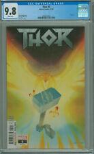 Thor #5 CGC 9.8 1st App Dr. Doom with Doctor Strange Powers Marvel 2018 WP