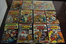 MARVEL TWO IN ONE 82 ISSUE LOT (4.0-9.0) 1-15,18-34,36-55,57-71-73-75,78-84 MORE
