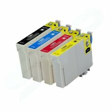 Compatible T1285 Set Ink Cartridges C13T12854010 for Epson Stylus SX130