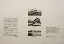 Sartorio Giulio Aristide(Roma 1860-Roma1932)-Cartella di 3 incisioni-Grafica Uno