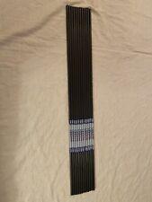 Dozen No Limit Archery Shafts - Liberty Carbon Target Arrows - 500/.001 - New