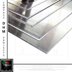 Plaque aluminium epaisseur 5mm alu sur mesure tôle feuille usinage fraisage CNC