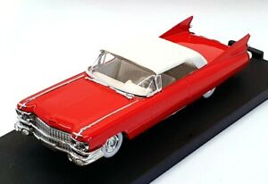 Vitesse 1/43 Scale 381 - Cadillac Type 62 Closed Cabriolet - Red/White